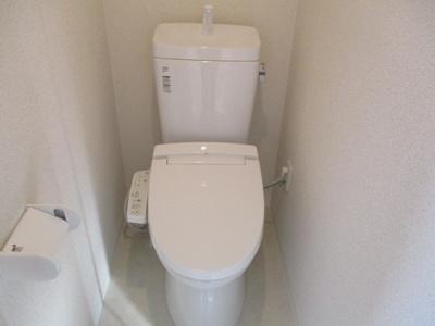 【トイレ】豊グランドハイツ