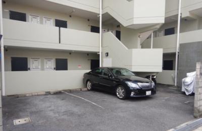 【駐車場】ルポ大宮