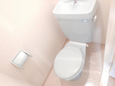 【トイレ】ルポ大宮