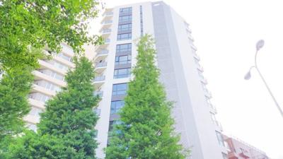 【外観】白金台の高級新築 欲しかったのはこの眺望のある2LDK Briillia ist 白金台
