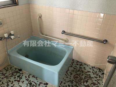 【浴室】西浦1丁目借家Y