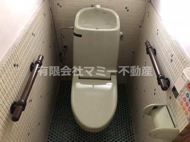【トイレ】西浦1丁目借家Y