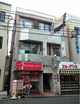 【外観】鴨居駅徒歩2分 貸店舗