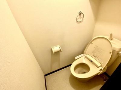 【トイレ】Casa felice Ⅱ