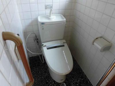 【トイレ】油小路中金仏町