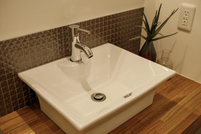 【独立洗面台】浄水グランドコーポ