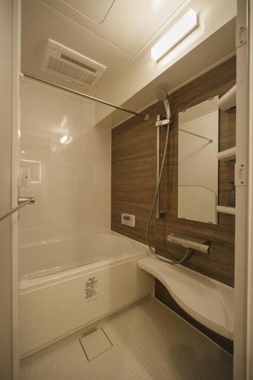 【浴室】浄水グランドコーポ
