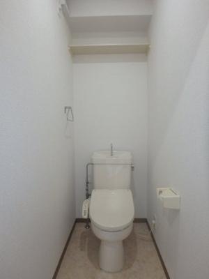 日吉町 シャンポール日吉 2LDK トイレ