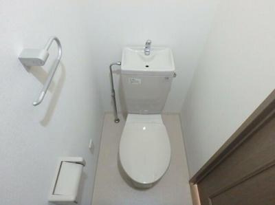 【トイレ】ラレイネ鷺沼