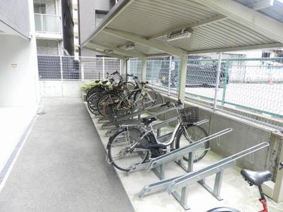 【駐車場】SERENiTE北浜