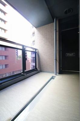 【バルコニー】ワコーレ大阪新町タワーレジデンス