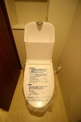 【トイレ】ワコーレ大阪新町タワーレジデンス