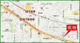 【地図】メゾン・ド・ソレイユ