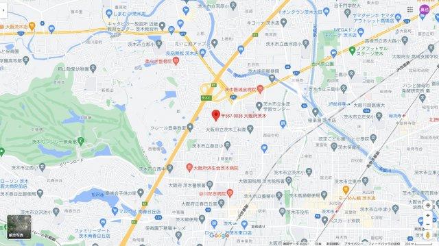 【地図】サンシャイン上穂