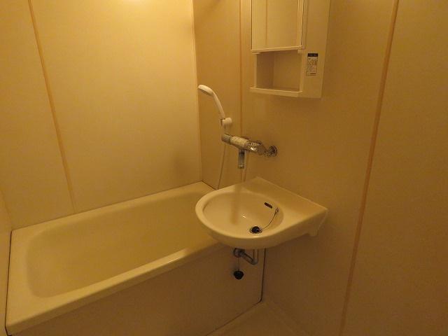 【浴室】サンシャイン上穂
