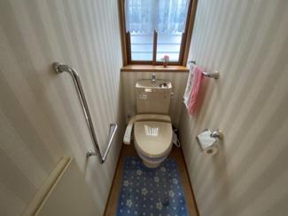 【トイレ】丹波篠山市小中 中古住宅