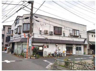 【外観】【一棟アパート】富士見市◆満室稼働中!