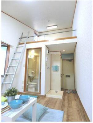 【内装】【一棟アパート】富士見市◆満室稼働中!