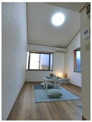 【内装】【一棟売りアパート】富士見市◆満室稼働中!