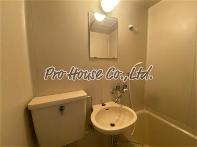 【浴室】リッツハウス
