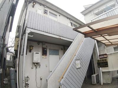 【外観】サクセス西台