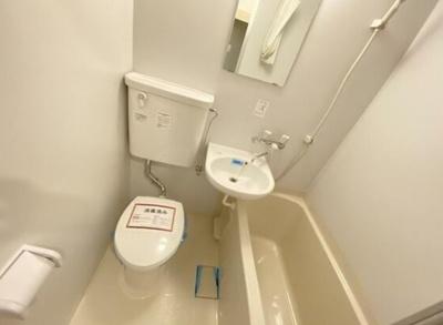 【浴室】サクセス西台