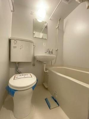 【トイレ】サクセス西台