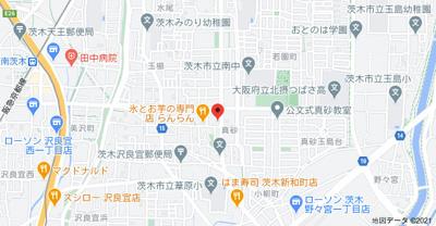 【地図】フローエンス吉田