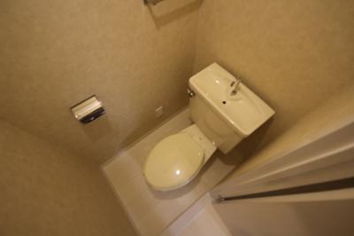 【トイレ】ハイツ大栄