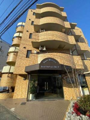 【外観】ライオンズマンション上石神井第2