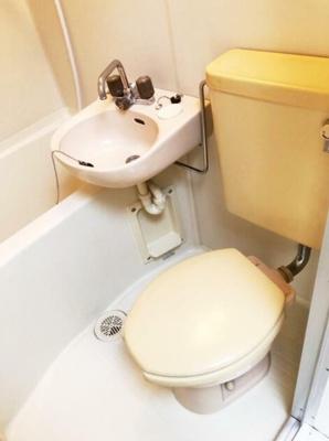 【トイレ】メディア武蔵関