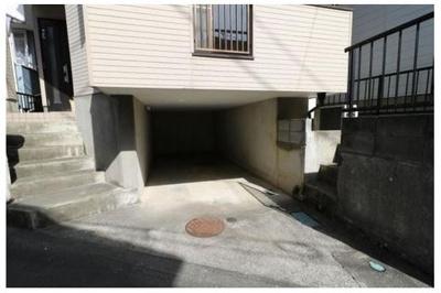 【駐車場】藤沢市高倉 戸建