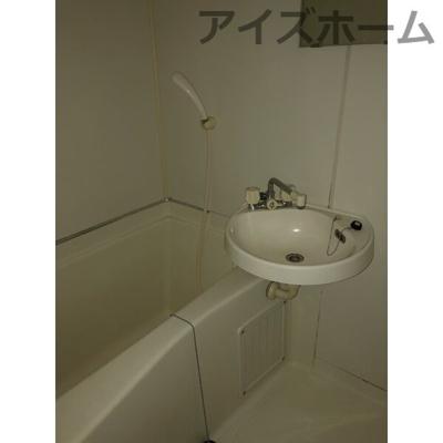 【浴室】ランドビル本陣