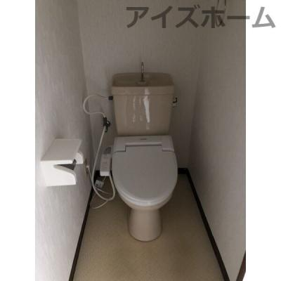 【トイレ】ランドビル本陣