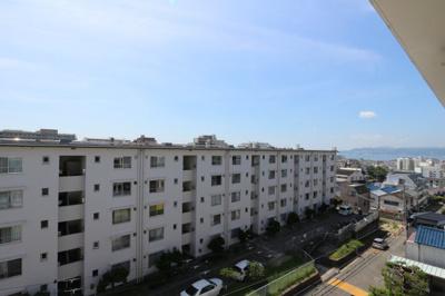 【展望】上高丸住宅B棟