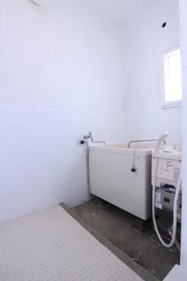 【浴室】上高丸住宅B棟