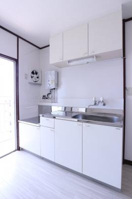 【キッチン】上高丸住宅B棟