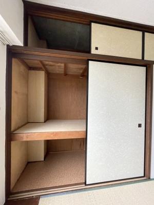 【収納】神陵台厚生年金住宅4号棟