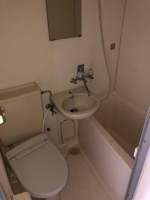 【浴室】トマトマンション