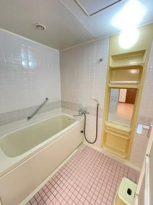 【浴室】ベルエール西神南