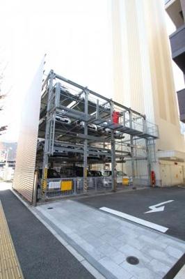 機械式駐車場/タワーパーキング
