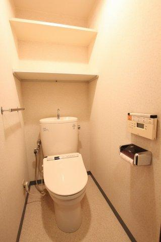 【トイレ】シティマンション春日