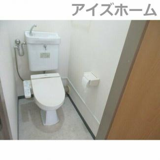 【トイレ】ニッシンビル