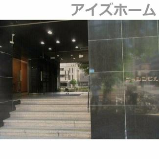 【エントランス】ニッシンビル