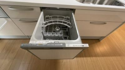 食器洗浄機付きで家事もらくらく☆