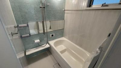 スッキリ綺麗な浴室で1日の疲れを癒しましょう♪