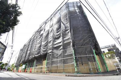 全46戸のコミュニティ。新耐震基準マンションで安心安全な暮らしを。