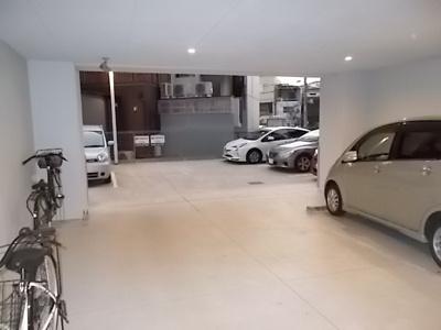 【駐車場】イーハトーブ大曽根