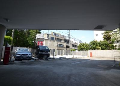 【駐車場】クエストコート原宿
