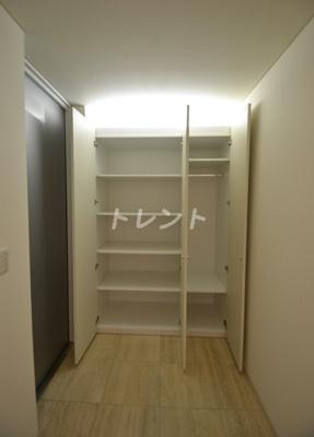 【玄関】クエストコート原宿